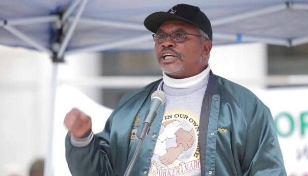 An Interview w/ Clarence Thomas & Trent Willis of ILWU Local 10- May Day Strikes