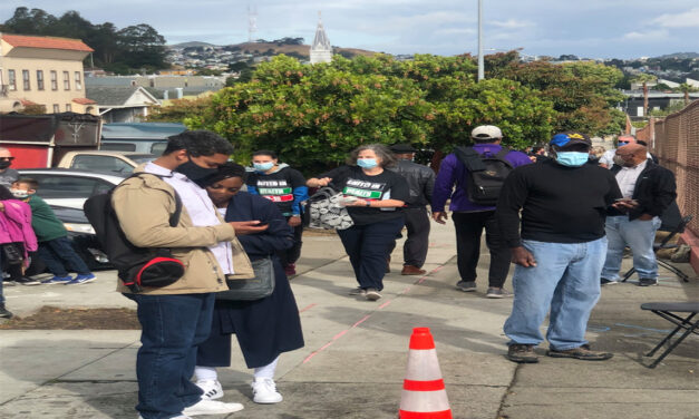 Troubling Trends Covid 19 in San Francisco's Black Community